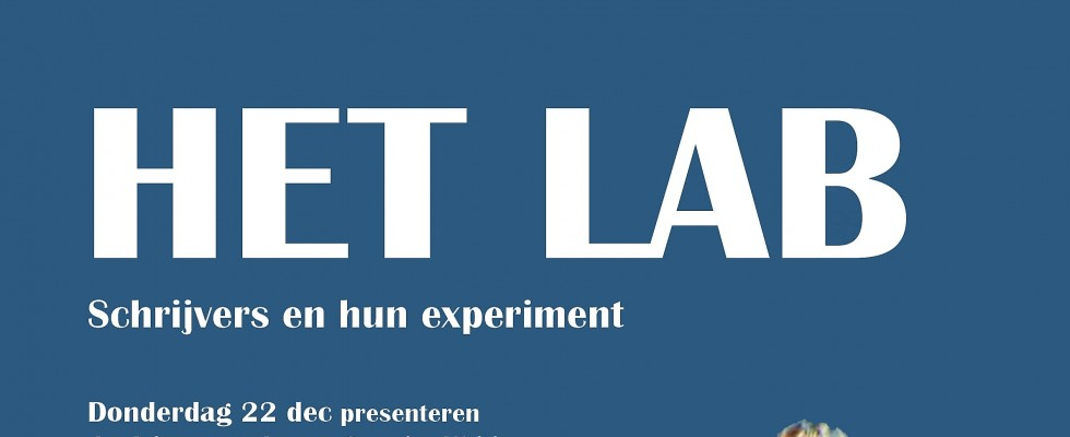 Het Lab | Studenten Creative Writing ArtEZ
