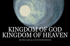 Joris Christ: KINGDOM OF GOD KINGDOM OF HEAVEN