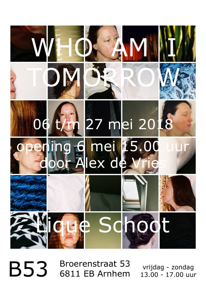 Who Am I Tomorrow Lique Schoot B53