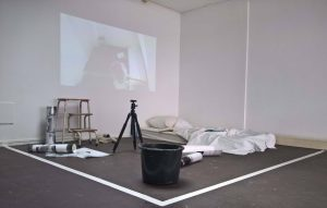 Renate Koning - Contested Space Project - Galerie B53 Arnhem